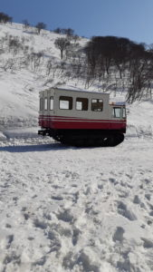 本日の月山スキー場